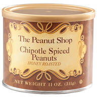 The Peanut Shop® Honey Roasted Chipoltle Spiced Peanuts