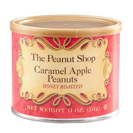 The Peanut Shop® Caramel Apple Honey Roasted Peanuts