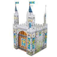 Melissa & Doug® Cardboard Castle