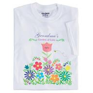 Personalized Garden T-Shirt
