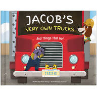 Personalized My Very Own® Trucks Storybook