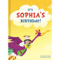 Personalized It's My Birthday Storybook