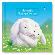 Personalized My Snuggle Bunny Storybook