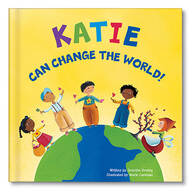 Personalized I Can Change the World Storybook