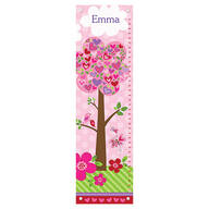Love Is In The Air Personalized Growth Chart