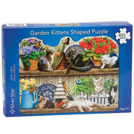 Garden Kitties Puzzle 833 pieces