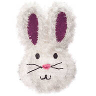 Glitter Bunny Hanging Decoration