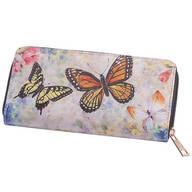 Designer Wallet Butterflies