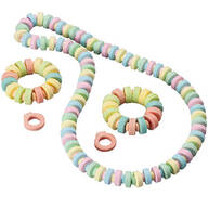 Giant Candy Necklace and Bracelets Set