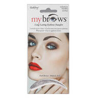 MyBrows™ Long Lasting Eyebrow Transfers Medium Arch