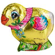 Madelaine® Chocolate Foil Wrapped Chocolate Chick, 2.5 oz.