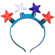Patriotic Jumbo Lighted Headband