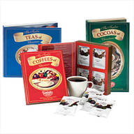 Twelve Teas, Coffees and Cocoas, Set of 3