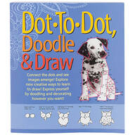Dot-to-Dot, Doodle & Draw