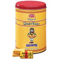 Necco® Mary Jane® Keepsake Tin 10 oz. & Refill Bag, 10 oz.