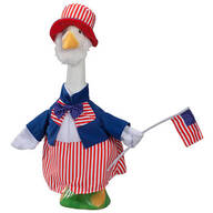 Uncle Sam Goose Outfit