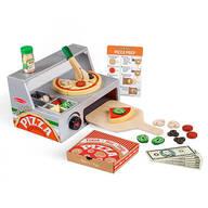 Melissa & Doug® Top & Bake Pizza Counter