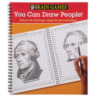 Brain Games® You Can Draw People!