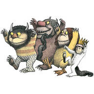 Children's Where the Wild Things Are 24-Piece Floor Puzzle