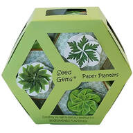 3-Pack Herb Seed Gems® Paper Planter Gift Set