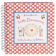 """To My Daughter With Love from My Kitchen"" Recipe Keepsake Book"