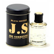 Jeanne Arthes Joe Sorrento Black Ed. Men, EDT Spray 3.3oz