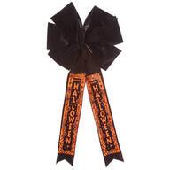 Deluxe Halloween Bow