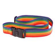 Rainbow Luggage Strap