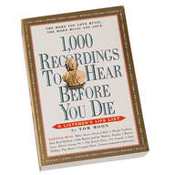 """1,000 Recordings to Hear Before You Die"""