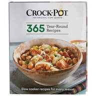 365 Year-Round Crock-Pot® Recipes Book