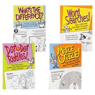 Children's Bible Puzzle Books, Set of 4
