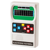 Electronic Handheld Football Game