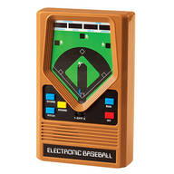 Electronic Handheld Baseball Game