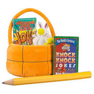 Basketball Easter Basket Set