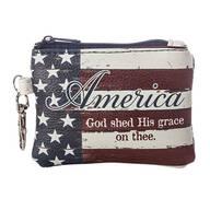 Americana Coin Purse
