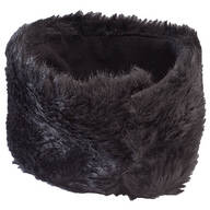 Magnetic Faux Fur Neck Cowl