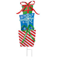 Metal Present Stake by Fox River™ Creations