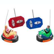 Remote Control Bumper Car Game