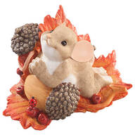 "Charming Tails® ""Thankful For All You Give"""