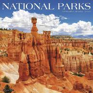 National Parks Wall Calendar