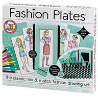 Fashion Plates™ Deluxe Design Kit