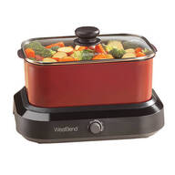 West Bend® 5-qt. Versatility Cooker - Red