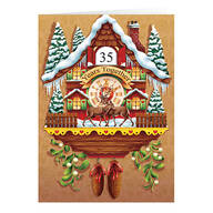 Personalized Our Years Together Christmas Cards, Set of 20