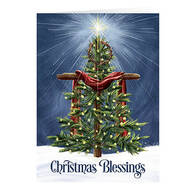 Personalized Heaven's Gift Christmas Cards, Set of 20