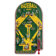 Home Run Pinball Game