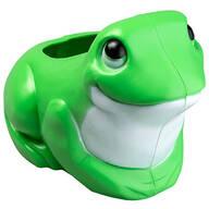 Plastic Frog Planter