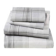 Print Flannel Sheet Set