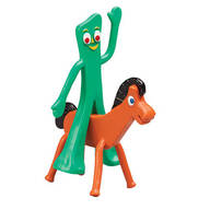 Gumby® and Pokey® Bendable Figurine Set