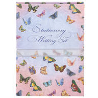 Carol Wilson® Stationery Writing Set, Butterflies