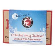 Merry Christmas! Smoked Wild Coho Salmon